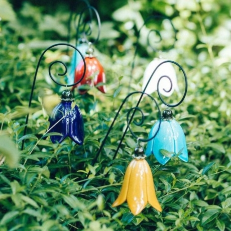 Harangvirág kerti