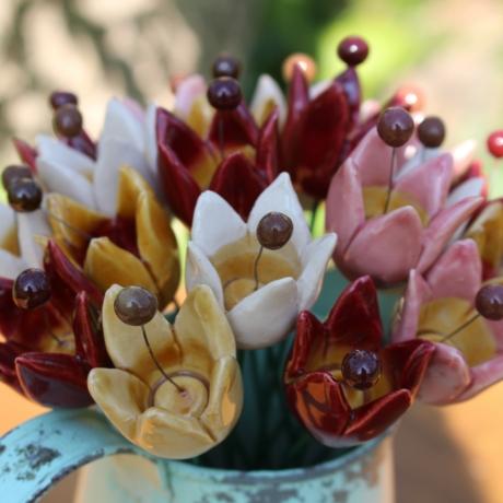 Tulipán csokor (10 szál)